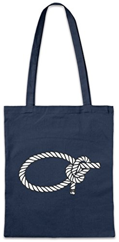 Urban Backwoods Sailor\'s Knot I Hipster Bag Beutel Stofftasche Einkaufstasche
