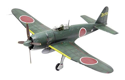 ファインモールド 1/48 日本海軍 局地戦闘機 烈風一一型 プラモデル FB12