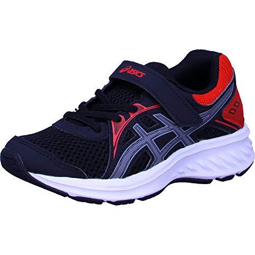 Asics JOLT 2 PS, Zapatos para Correr, Black/Sheet Rock, 34.5 EU