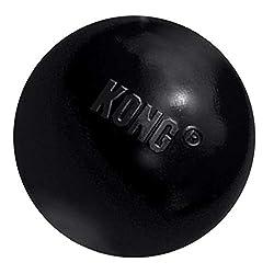 Bull terrier toys - Kong ball