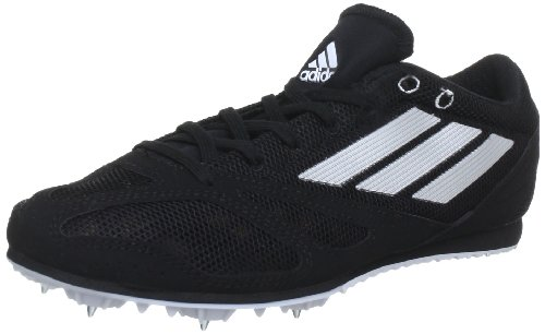 adidas Performance Arriba 4, Zapatillas Mujer, Black/Metallic Silver/Clear Grey S, 36 2/3 EU