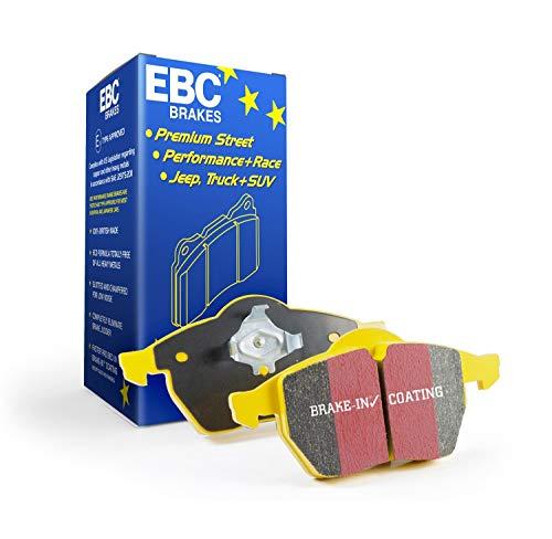 EBC Brakes DP41650R Yellowstuff Street and Track Brake Pad