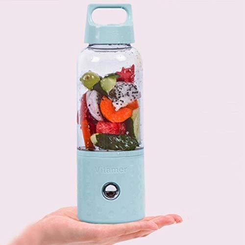 N-B 500 M L4000m Ah Portable Smoothie Blender Mini U S B Mixer Electric Juicer Charging Vitamer Fruit Juicer