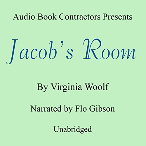 『Jacob's Room』のカバーアート