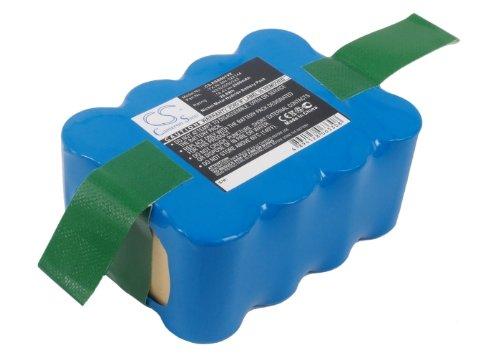 BATTERIA PREMIUM 14.4v 2200mah per indream 9200 9300 9300 XR 9700 aspirapolvere