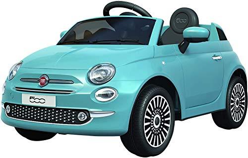 Colibri 03118005 Fiat 500 New Car, size-110 x 59 x 53 cm, Celeste