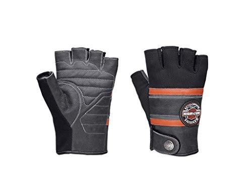 HARLEY-DAVIDSON Handschuhe Mix Media, L