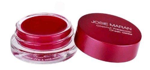 Josie Maran Coconut Watercolor Cheek Gelee (Full (.18oz/5.1g), Vacay Rose)