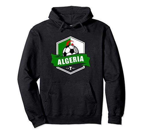 Algeria Trikot Fussball Fanartikel Geschenk 2020 2021 Pullover Hoodie