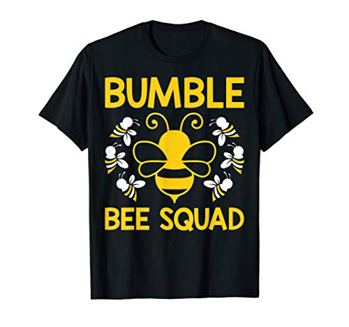 Bumble Bee Squad, Bumblebee Team Group Family & Friends