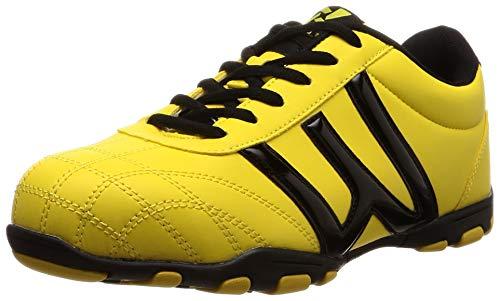 [AITOZ]アイトス 58018_019 29cm TULTEX タルテックス セーフティシューズ 作業靴 鋼製先芯 3E イエロー