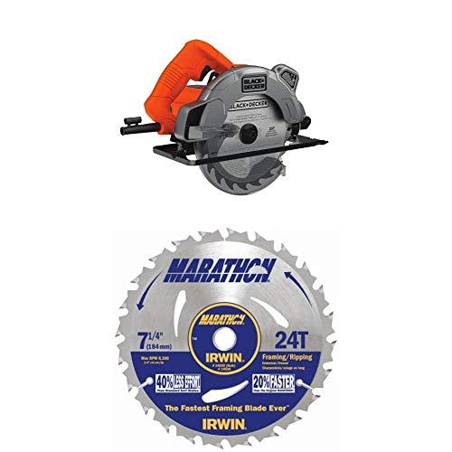 Black & Decker BDECS300C 13 Amp Circular Saw
