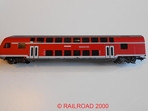 Märklin - Doppelstock Steuerwagen 2. Klasse DBbzfa 761 aus 78479