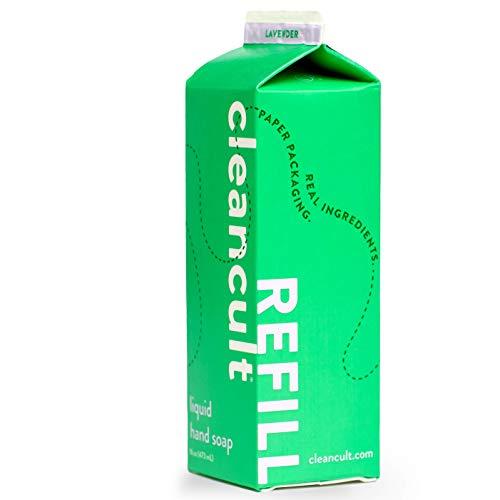 cleancult Liquid Hand Soap Refill | Biodegradable Eco Friendly Non Toxic Moisturizing Sensitive Skin...