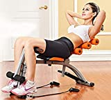 HNESS Six Pack Abs Exerciser Machine for Exercise and Fitness Without Cycle