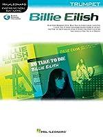 Billie Eilish Instrumental Play-along Book, Includes Downloadable Audio for Trumpet: Trumpet Instrumental Play-along Pack