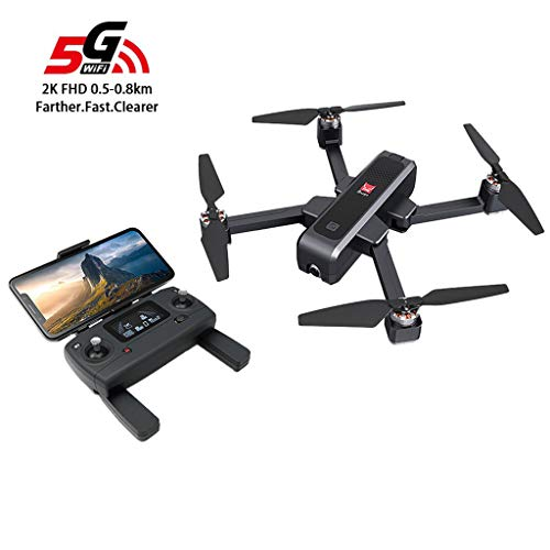 Fantastic Prices! New MJX Bugs 4 W B4W 5G WiFi FPV GPS Brushless Foldable RC Drone with 2K HD Camera...