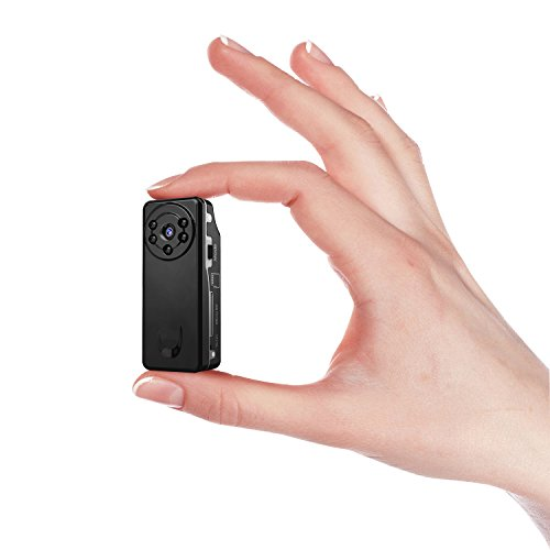 Body Mounted Video Cameras