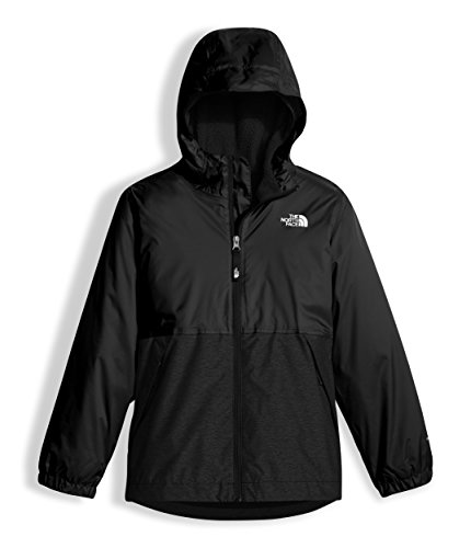 THE NORTH FACE Jungen Warm Storm Jacke, TNF Black, M