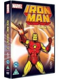Iron Man - Seasons 1 & 2 (6 X Dvd Set) [Edizione: Regno Unito]