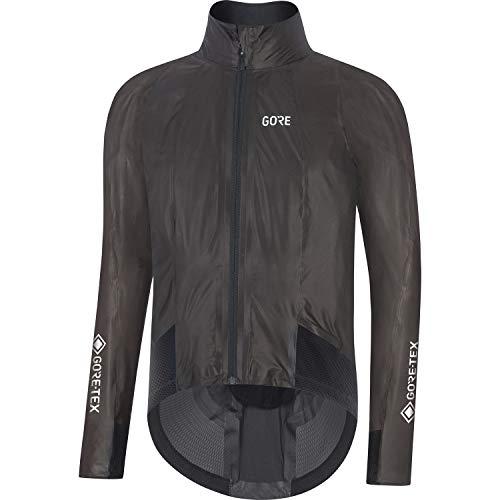 GORE WEAR Mens Race Cycling Jacket GORE TEX SHAKEDRY XL Black
