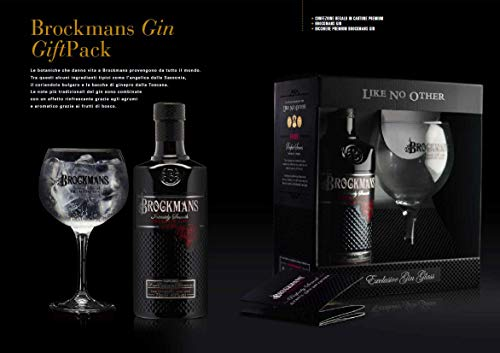 PREMIUM GIN SMOOTH 70 CL GIF PACK e43 1 VIDRIO