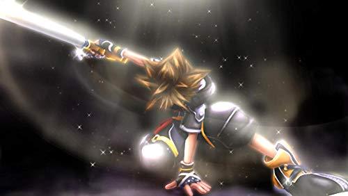 DFCYT Rompecabezas para Adultos Rompecabezas de 1000 Piezas, Kingdom Hearts Puzzle, Rompecabezas Casual Muy desafiante para Adultos y Adolescentes