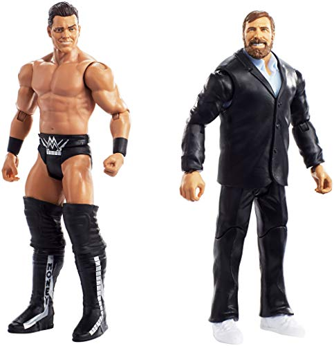 WWE WWF Mattel Wrestling figures Coffret Bundle Booty O /'s New Day Tag Team Entièrement neuf dans sa boîte