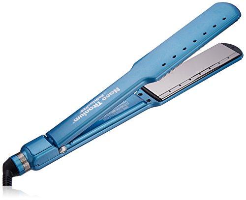 BaBylissPRO BaBylissPRO Nano Titanium 1 1 2 Inch Wet-to-Dry Ultra Thin Hair Straightener, 1 ct.