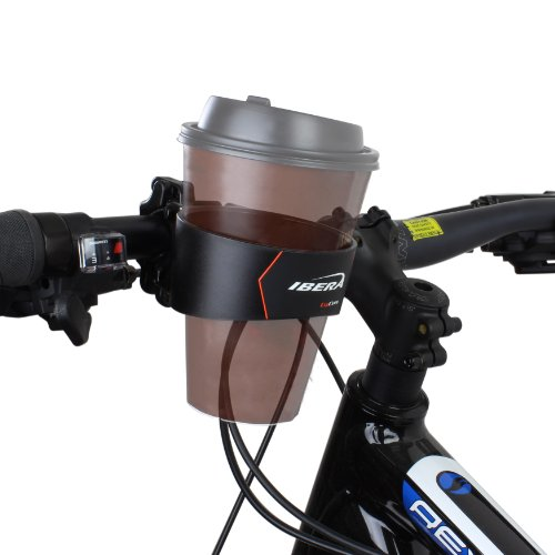 Ibera Fahrrad-Kaffeehalter, Becherhalter, Dosenhalter, Mountain Bike Handlebar Coffee, Water Cup Holder Cage