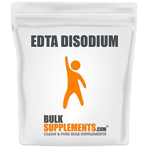 Bulksupplements.com EDTA Disodium Powder - Water Softener - Kidney...