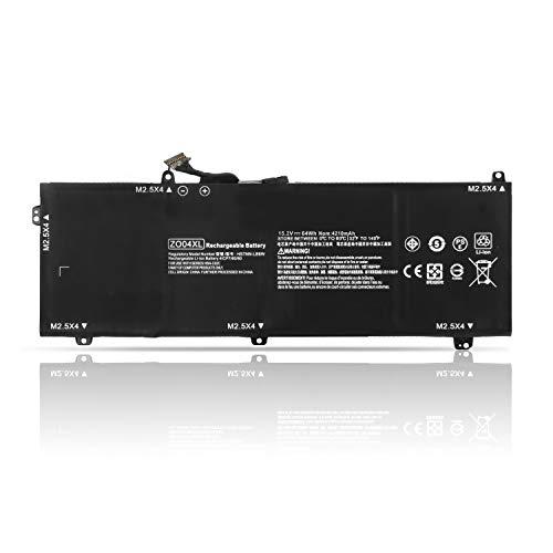 K KYUER ZO04 ZO04XL Laptop Battery for HP ZBook Studio G3 G4 Mobile Workstation Ultrabook Series 808396-421 808450-001 HSTNN-CS8C HSTNN-C88C HSTNN-LB6W HSTNN-KB6W ENR606080A2-CZO04 15.2V 64Wh 4210mAh
