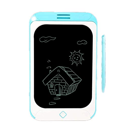XXSHN Agal Drawing Board Children's LCD Handwriting Drawing Board, Portable Graffiti Drawing Board,For Graffiti, Painting Writing Tablet (Color : 2 PACK)