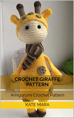Yellow | Orange giraffe Crochet giraffe Amigurumi giraffe Gender ... | 500x314