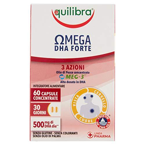 Equilibra Omega Dha Forte, 60 capsule