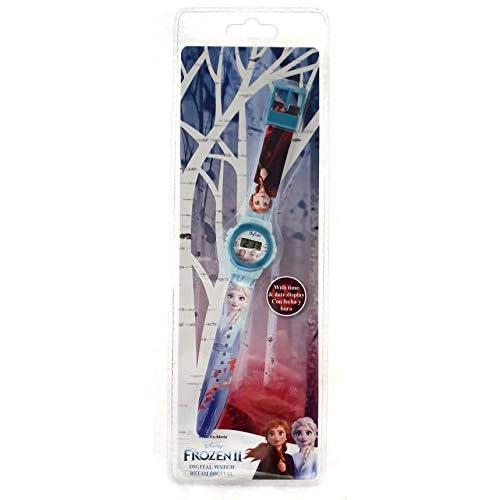 Frozen Orologio Digitale KE02 2 Bracciale, Adulti Unisex, Multicolore, Unico