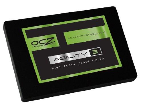 OCZ AGT3-25SAT3-60G Agility 3 60GB Solid State Drive (6,4 cm (2,5 Zoll), SATA III)
