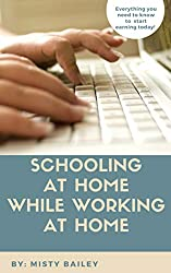 Make an income from home with this book for homeschool moms