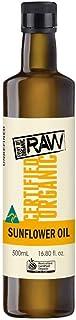 EBO RAW Organic Sunflower Oil 500 ml