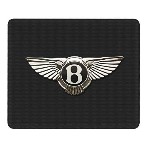Bentley - Alfombrilla de ratón, antideslizante, 25 x 30 cm