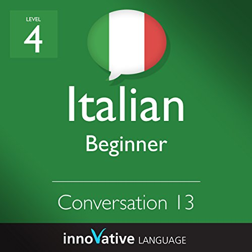 Beginner Conversation #13 (Italian) cover art