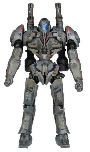 NECA Pacific Rim Series 3 'Coyote Tango' Jaeger Action Figure (7' Scale)