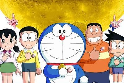 DyAn Jigsaw Puzzle Rompecabezas de Madera 300/500/1000/1500 Piezas de descompresión for Adultos niños Juguetes educativos Manga Doraemon (Size : 1000pc)