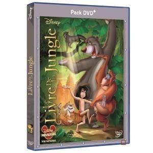 DVD Il libro della giungla