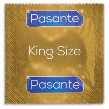 Pasante King Size - Condones, paquete de 72 unidades