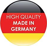 Transparente PVC Folie Tischdecke 1mm dick Breite & Länge wählbar 70 x 110 cm [+Toleranz] abwaschbare Folie Schutztischdecke - Made in Germany - 7