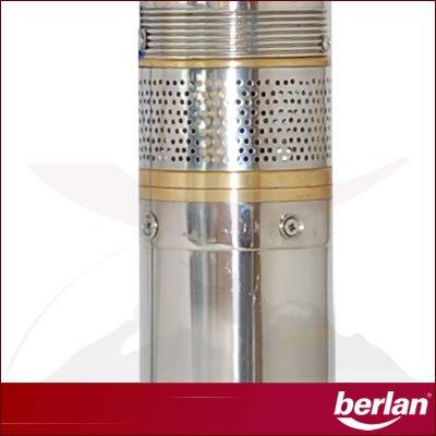 Berlan BTBP100-9-1.1 Tiefbrunnenpumpe - 5