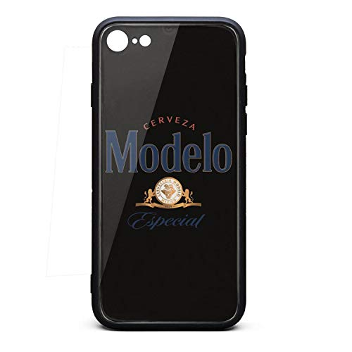 iPhone 7 Case/iPhone 8 Case Modelo-Beer-Logo- iPhone 7/8 Cover Unique Slim-Fit