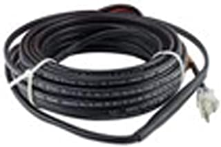 Raychem FG1-50P FrostGuard Heating Cable for Pipe Freeze Protection & Roof & Gutter De-Icing - 50 Foot Long - 300 Watts - 120 Volt