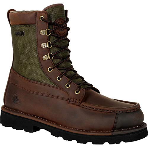 Rocky Upland Waterproof Outdoor Boot Size 13(W) Brown